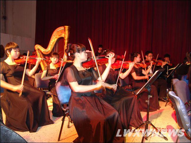 小提琴演奏-仰望星空 兰州外语职业学院思政教育网